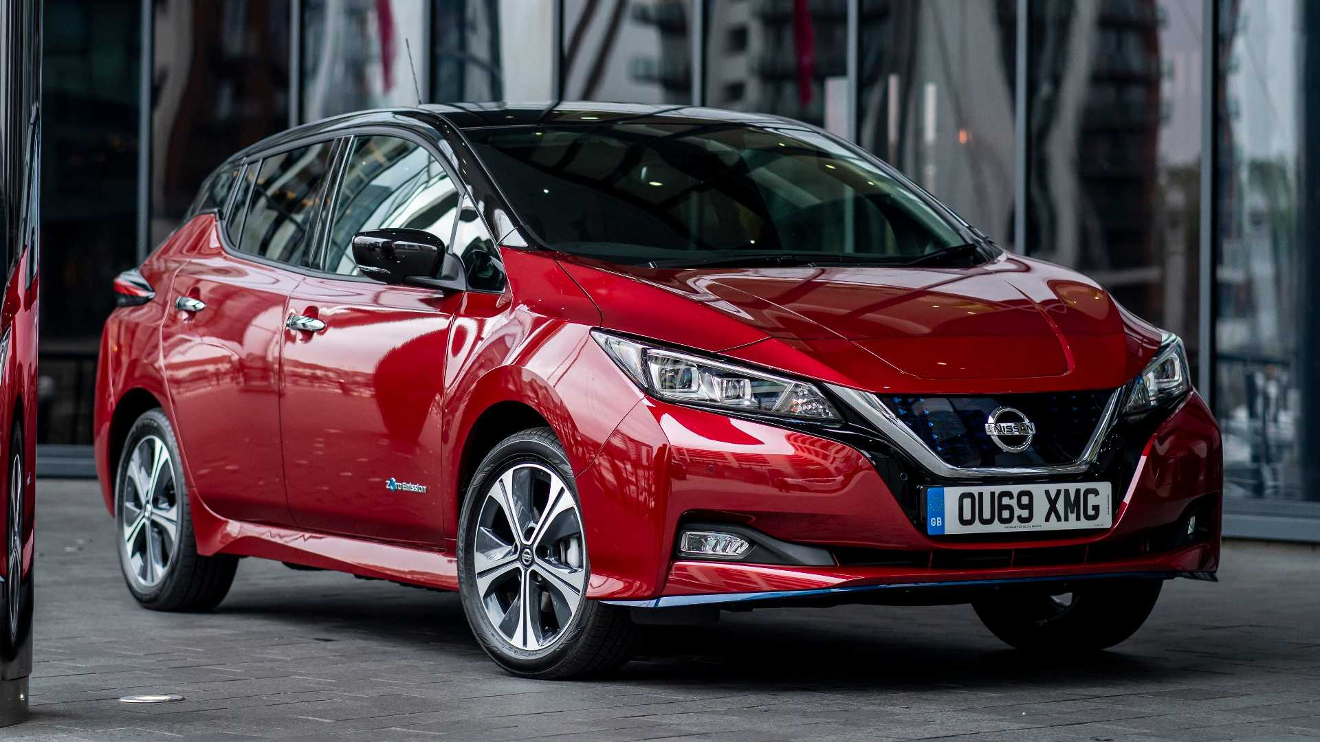 Nissan provides Uber with up to 2,000 Leafs for drivers in London