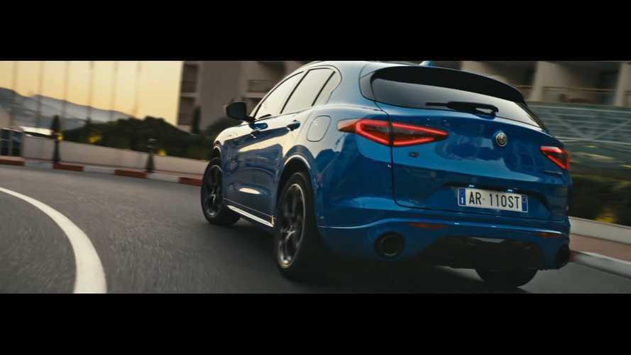 Alfa Romeo, lo spot Giulia e Stelvio con Kimi Raikkonen protagonista