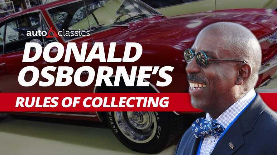 Donald Osborne's Rules of Collecting: Can You Go Home Again?
