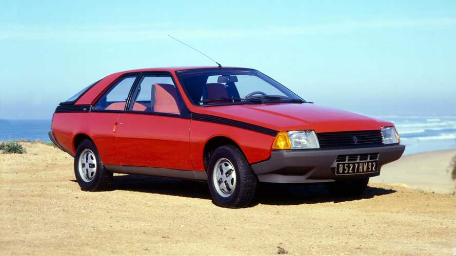 Renault Fuego (1980-1986)