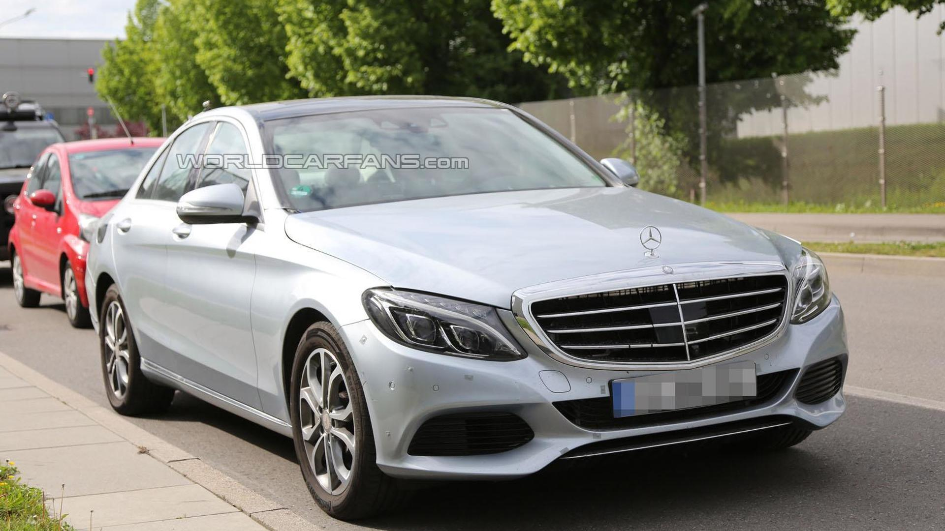 Mercedes-Benz C-Class plug-in hybrid to use 2 0-liter petrol