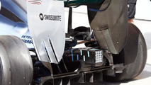 Mercedes AMG F1 W05 exhaust system / XPB