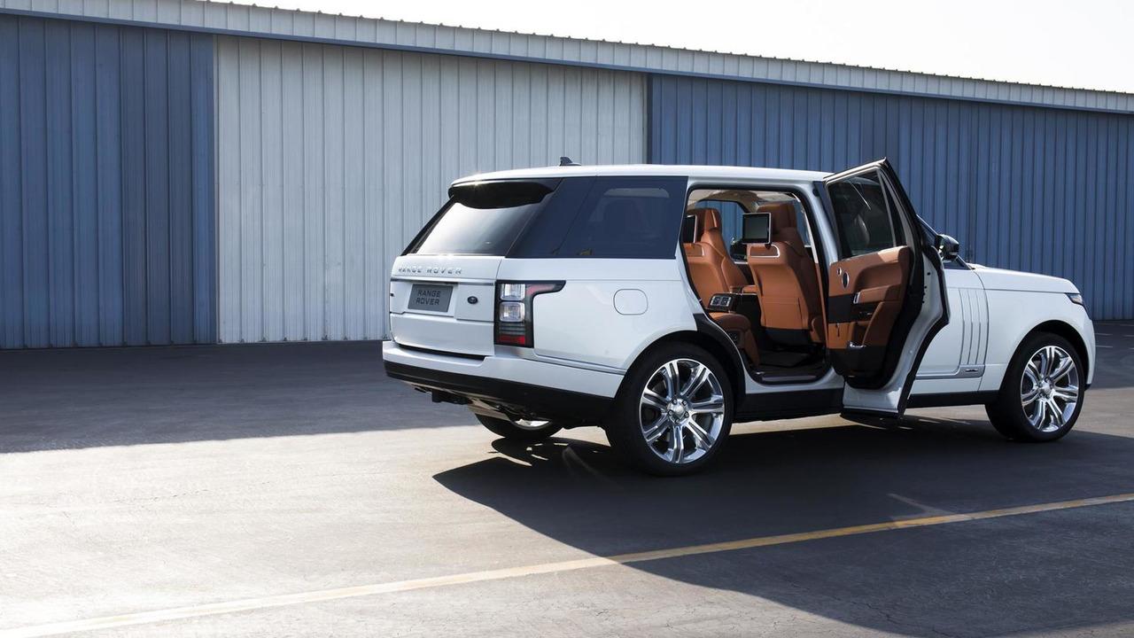 2014 Range Rover Autobiography Black long wheelbase