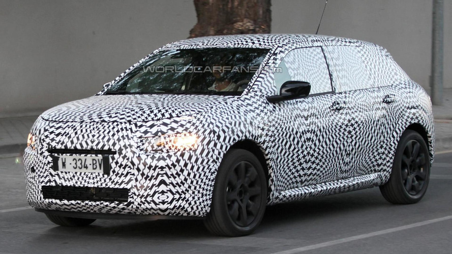 Citroen Cactus production version spied once again