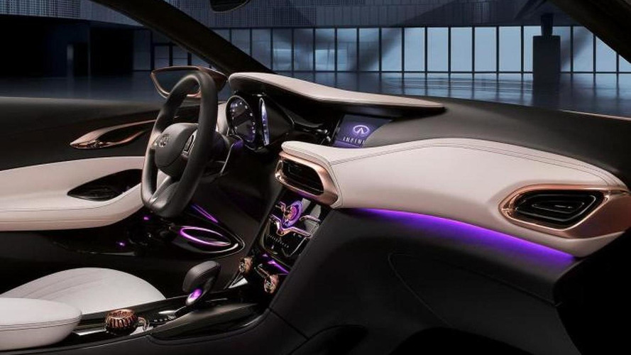 Infiniti shows off Q30 concept at IAA [video]