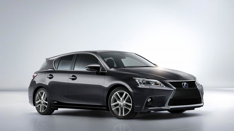 Lexus CT 200h redesign slated for 2017