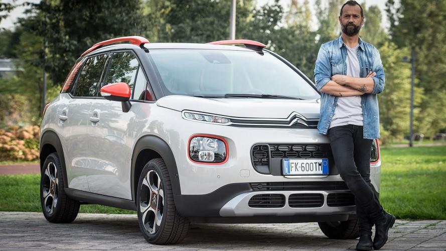 Citroen C3 Aircross, la si può vincere grazie a Fabio Volo