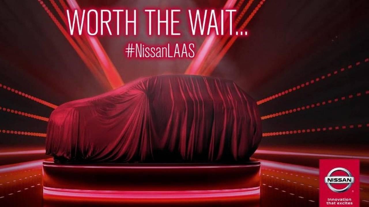 2018 Nissan Kicks teaser