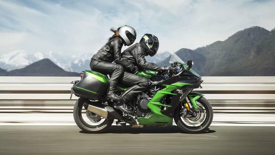Kawasaki Ninja H2 SX 2018