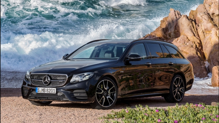 Mercedes-AMG E 43 4MATIC Station Wagon, quella da 401 CV