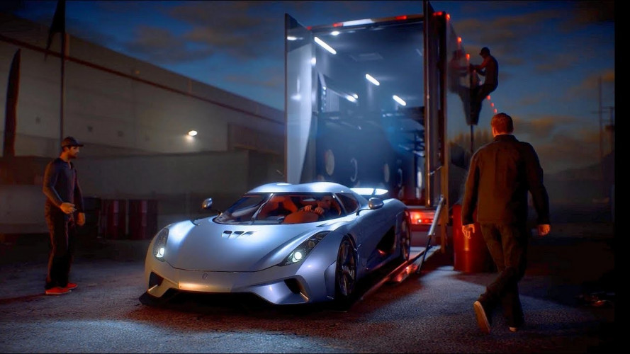 Need for Speed Payback arriva il 10 novembre [VIDEO]