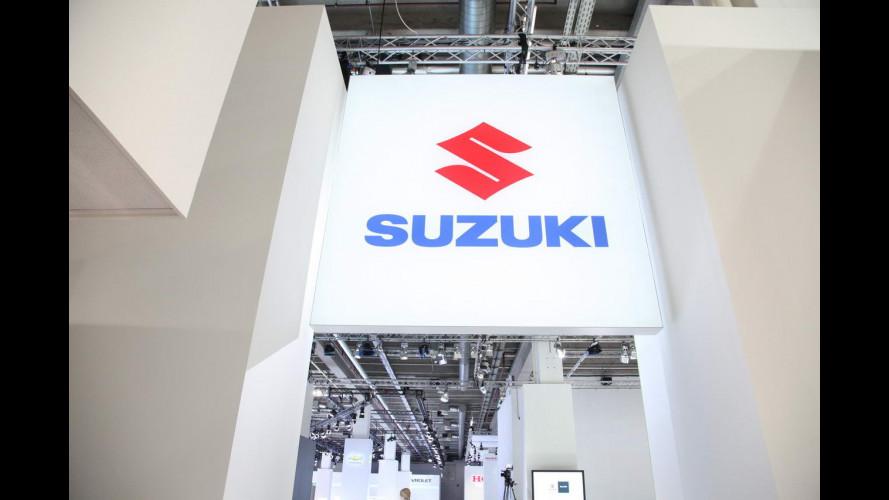 Suzuki al Salone di Francoforte 2013