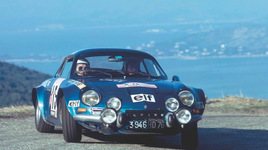 Clásicos legendarios: Alpine A110