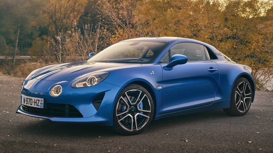 Renault boss wants to turn Alpine into a 'mini-Ferrari' brand