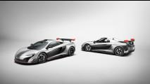 McLaren MSO R, due