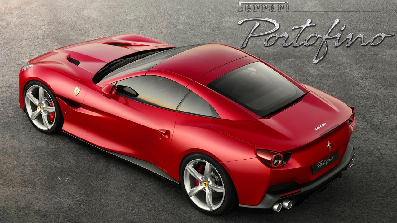[Copertina] - Ferrari Portofino, i perché di un nome italiano
