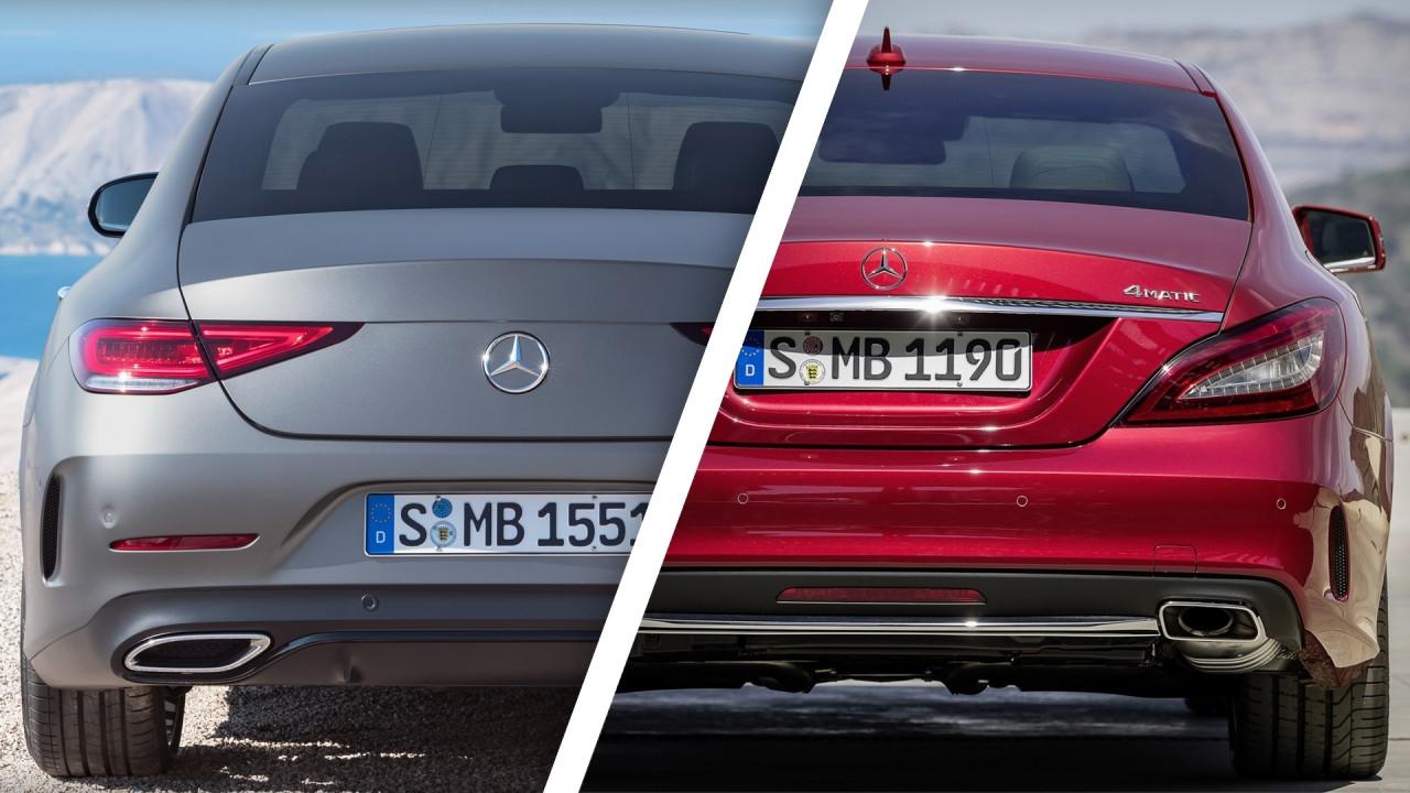 [Copertina] - Mercedes, con la CLS inizia un nuovo corso stilistico
