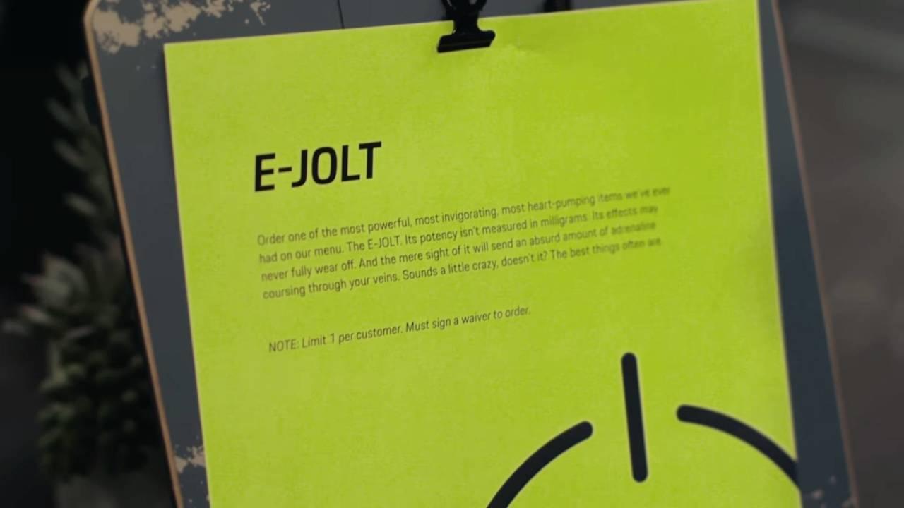 Porsche E.Jolt