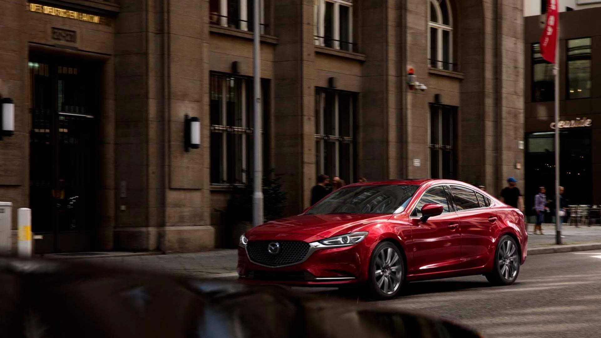 Nuevo Mazda6 2018, evolución del éxito