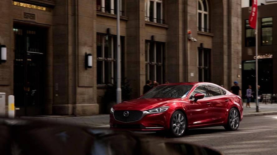 Yeni Mazda6 Eylül ayında Türkiye yollarında olacak