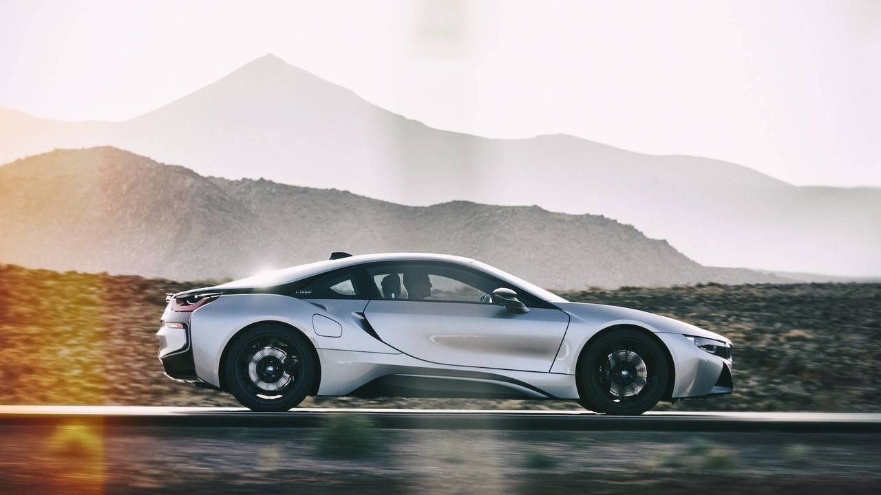 2019 Bmw I8 Coupe Motor1 Com Photos