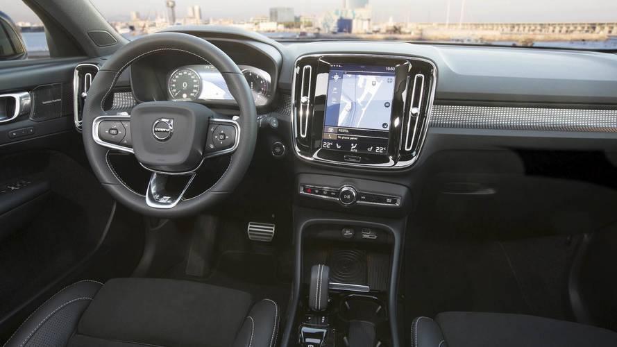 Test Volvo XC40