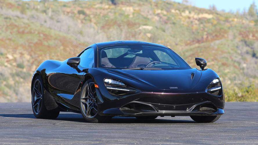 McLaren Chief Designer Says No SUV For You