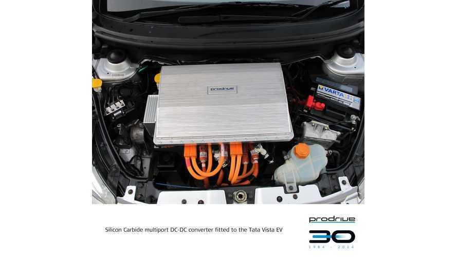 Prodrive Implements Carbide-Based Multiport DC-DC Converter In Tata Vista EV