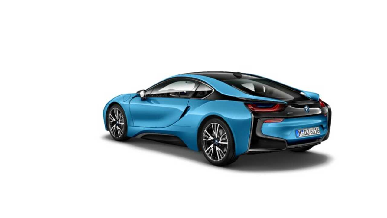 BMW i8: Worlds, Option Pricing, Wheel Choices US Allocation And More