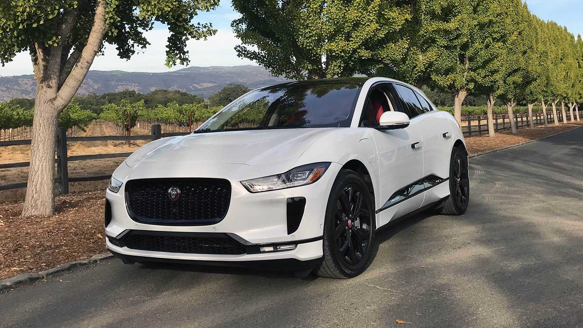 Jaguar Says That EV Battery Size Has Peaked and Will Begin