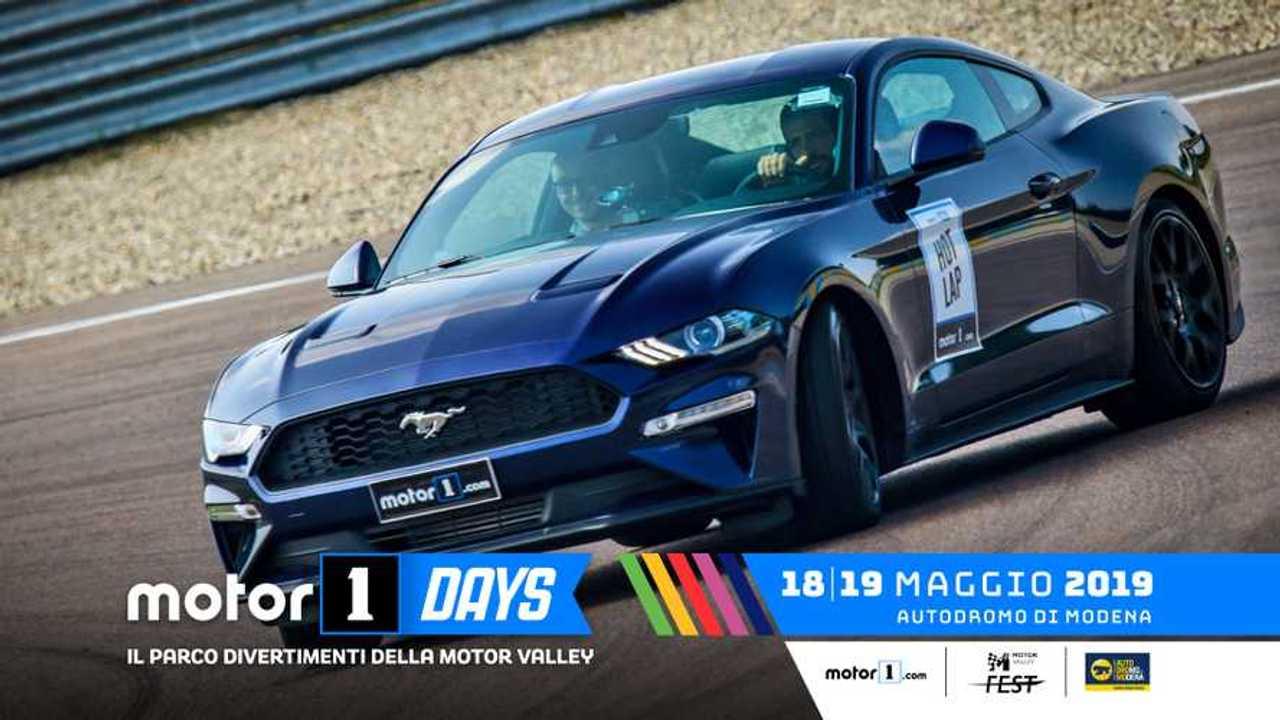 Ford Mustang Copertina Motor1Days 2019