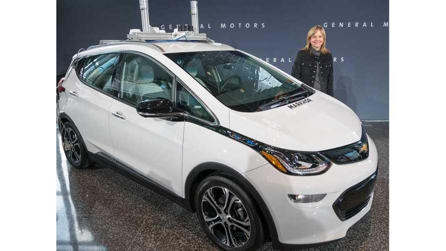 ОБНОВЛЕНИЕ: Мэри Барра говорит, что GM никогда не заменил батарею вольта или болта