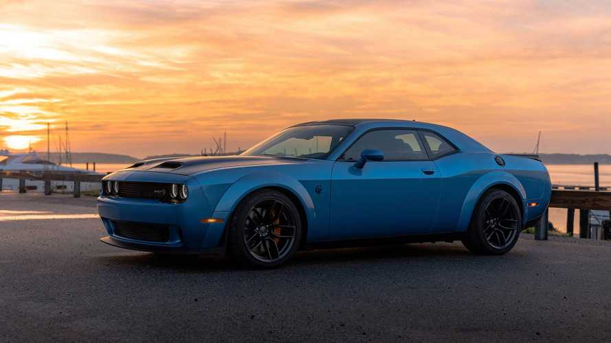 Next Dodge Challenger Could Get Plug-In Hybrid Powertrain
