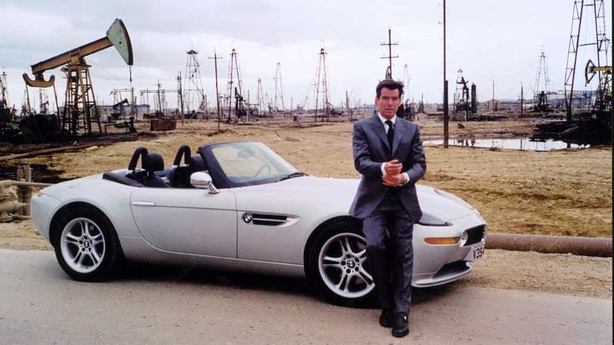 20 Years Of James Bond's BMW Z8