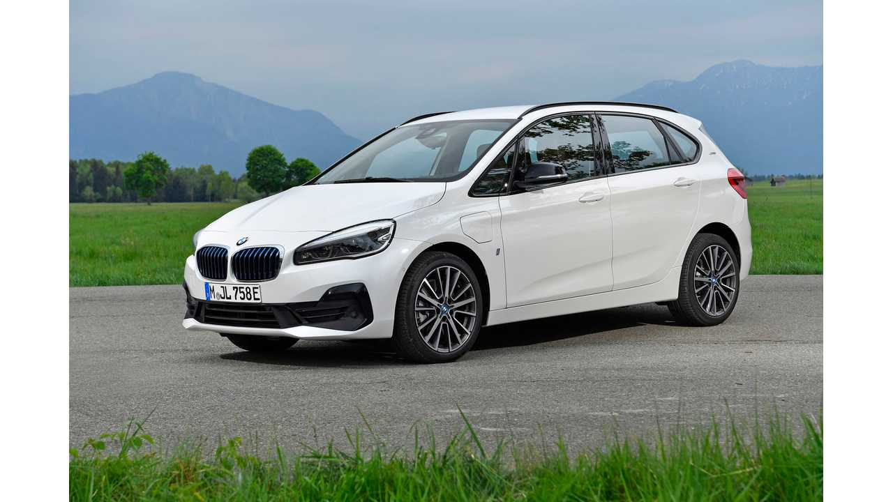 Every Tenth BMW Sold In UK Was Electrified In 2018