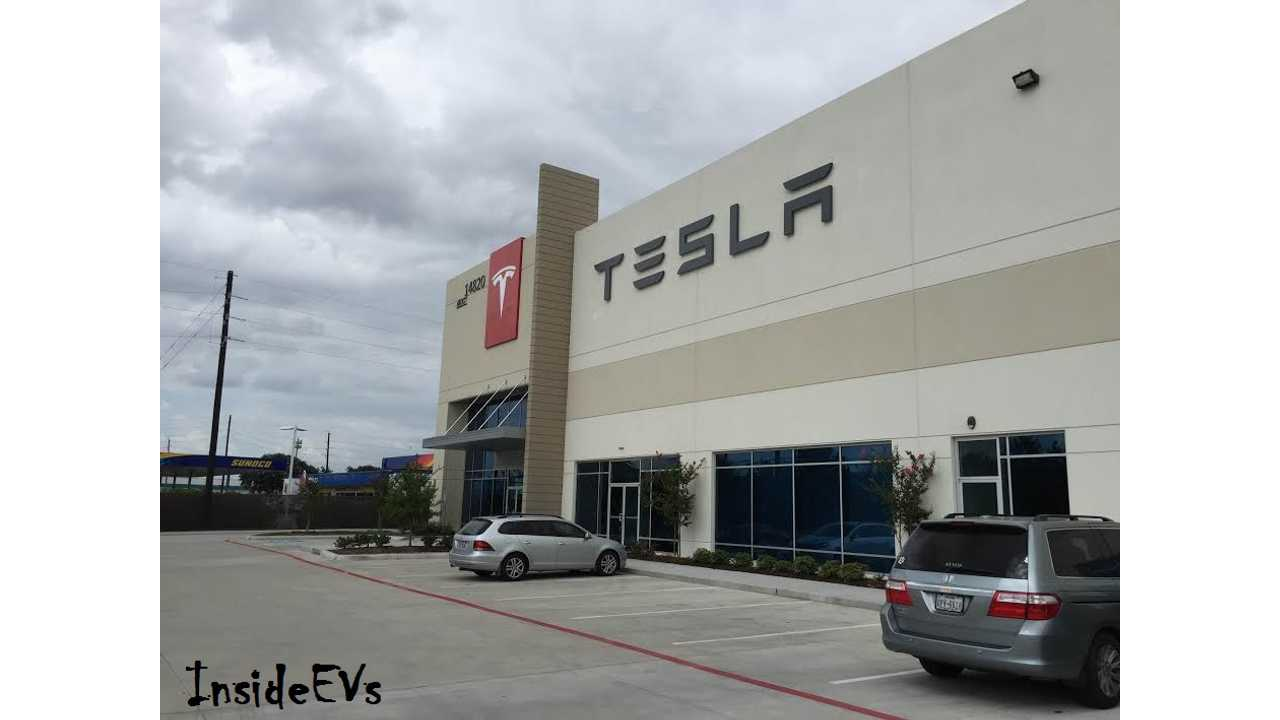 Houston To Get Its Second Tesla Gallery/Service Center