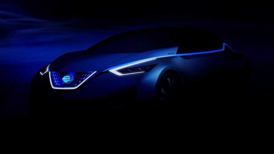 Nissan Teases New EV For Tokyo Motor Show, Could This Foreshadow The Next LEAF?