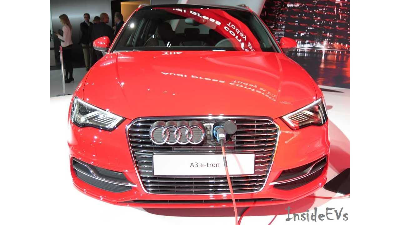 Audi U.S.A. Hiring Electric Vehicle Operations And Transformation Manager