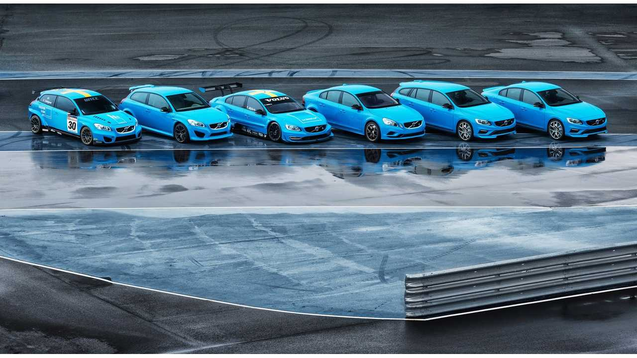 Volvo's Polestar Performance Division To Focus On Plug-In Hybrids