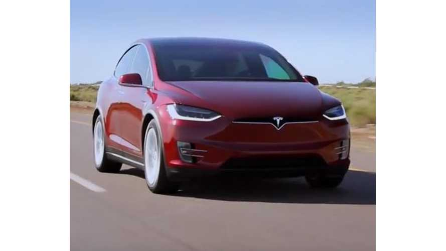 24-Minute Tesla Model X Video Review
