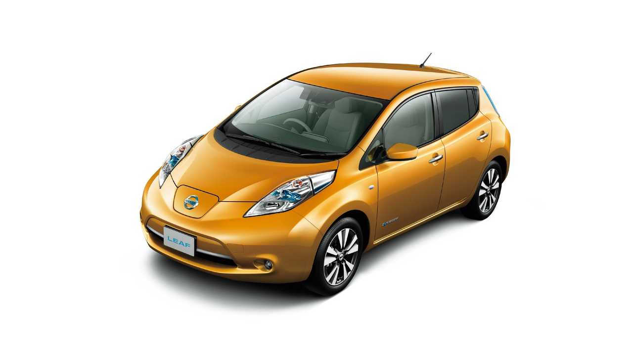 2016 Nissan LEAF (Japan Only) - Ok, We Don't Want This