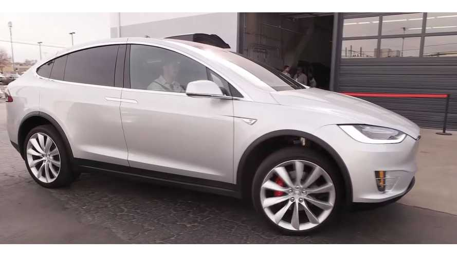 Motley Fool Tesla Model X Video Review