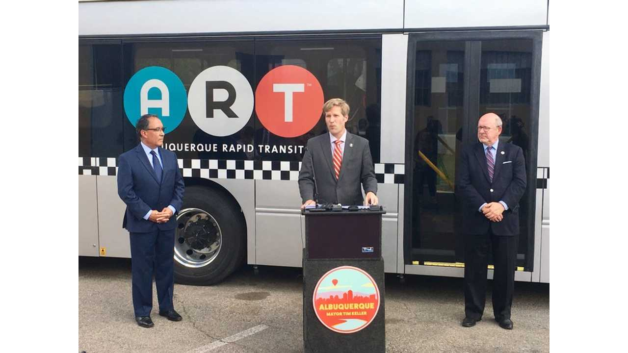 Albuquerque Mayor Tim Keller Provides Deep Dive Update on ART Project