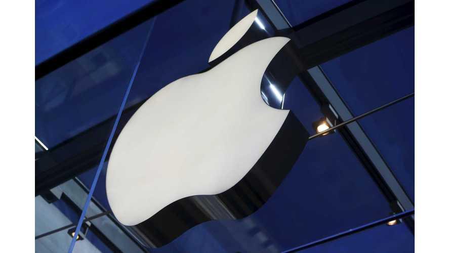 Apple Confirms It's Working On Autonomous Car Tech