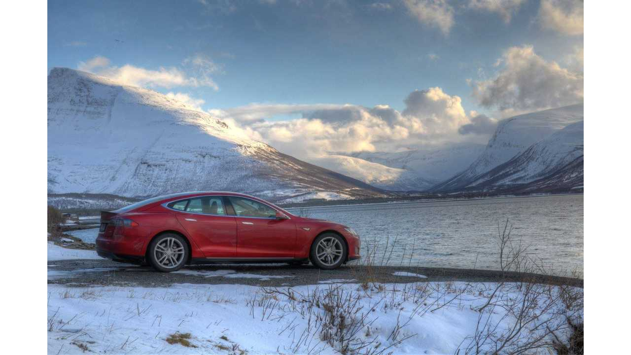 Norway Is King Of The Electric Car Revolution And Tesla In Europe