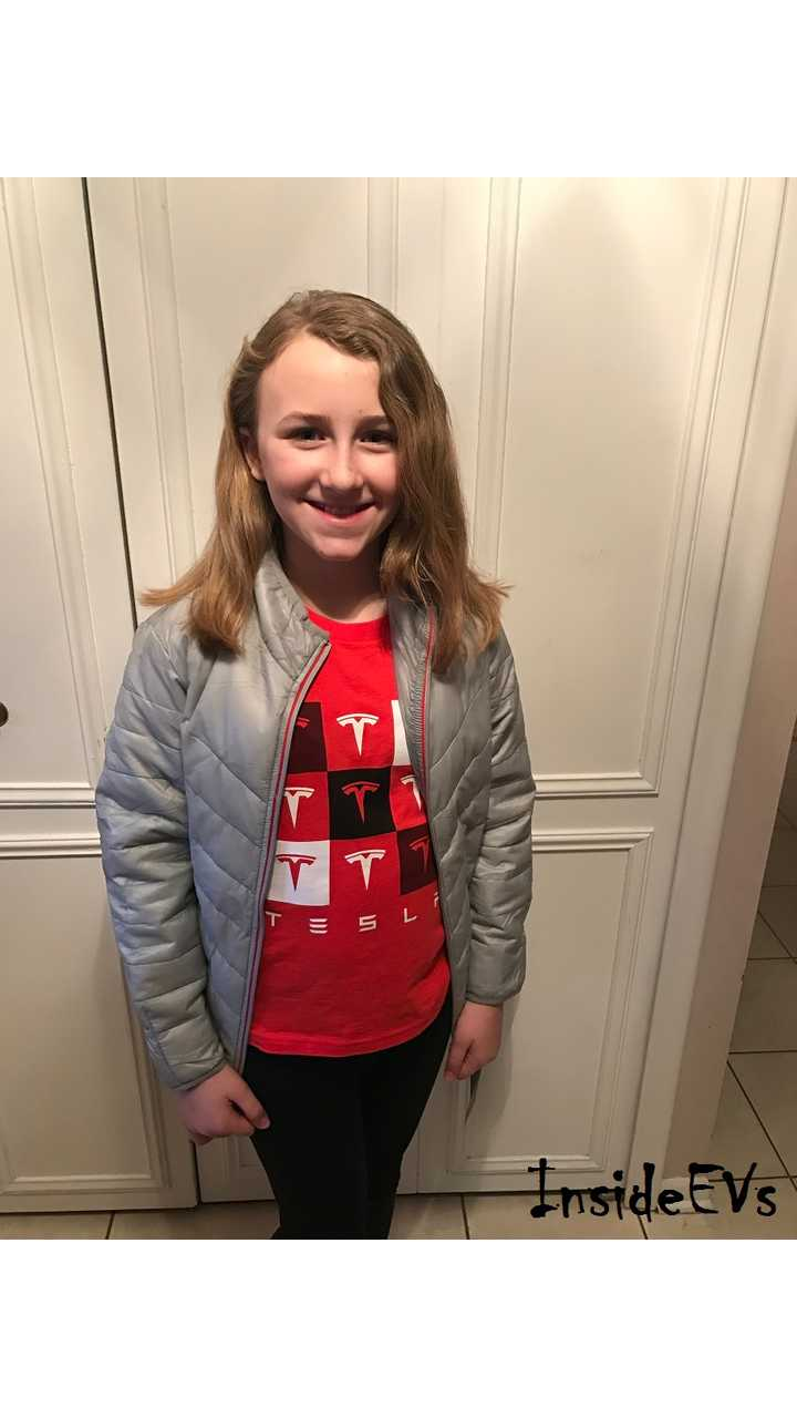 Reactions From 10-Year Old Girl Who Rose To Fame After Tweet From Tesla CEO Elon Musk
