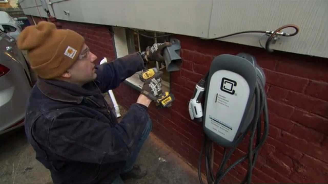 Ask This Old House:  How To Install A Home EV Charging Unit - Video