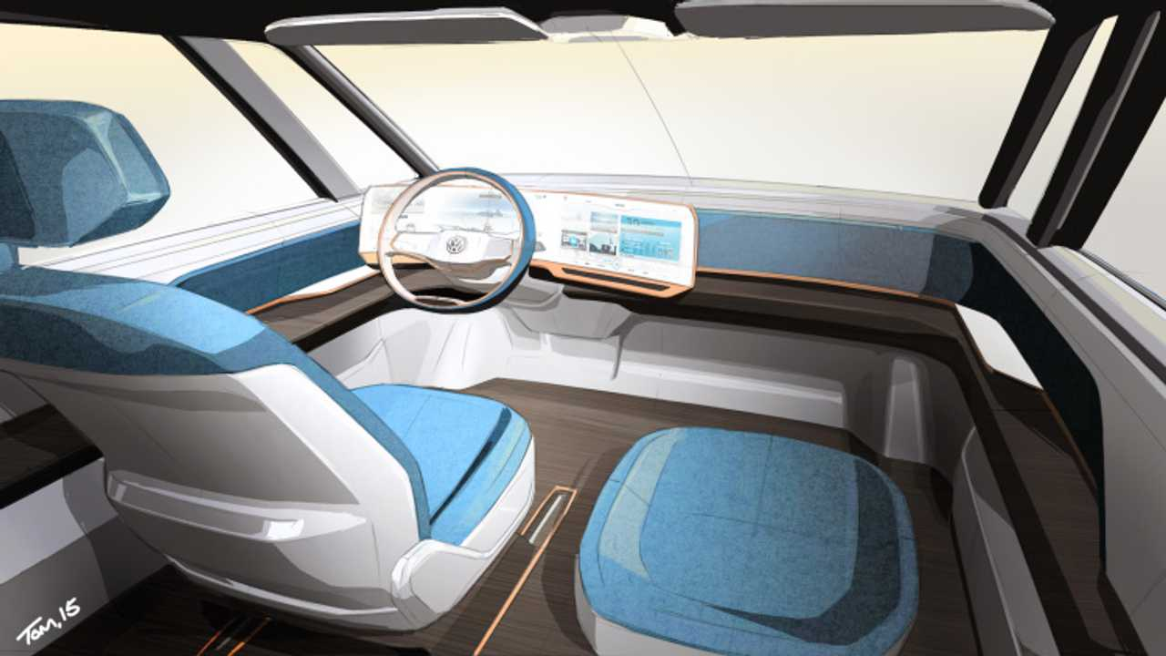 Lots Of Room Inside The Budd E Concept