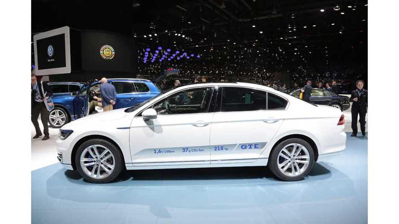 Volkswagen Passat GTE Priced From €44,250 In Germany