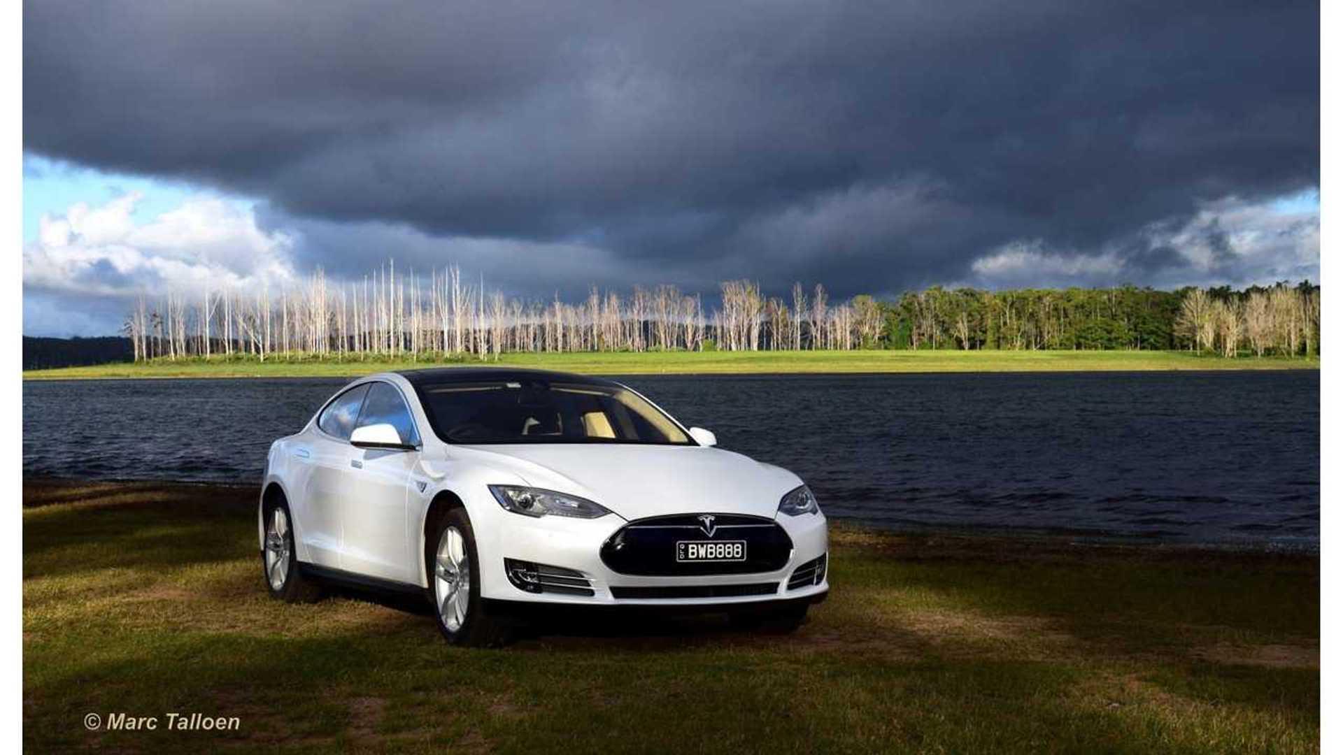 Tesla Battery Protection Software Update Reduces Range